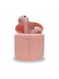 Casca Bluetooth Media-Tech R-Phones PRO+, Microfon Integrat, Roz
